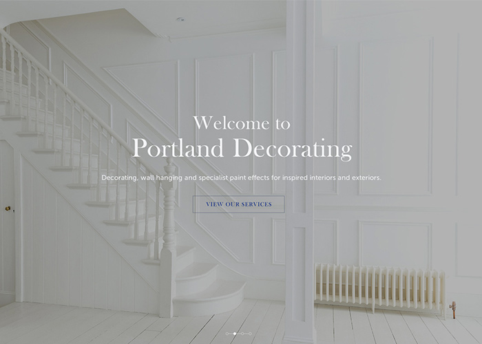 Portland Decorating