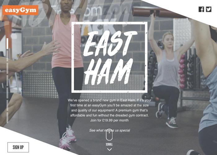 easyGym East Ham