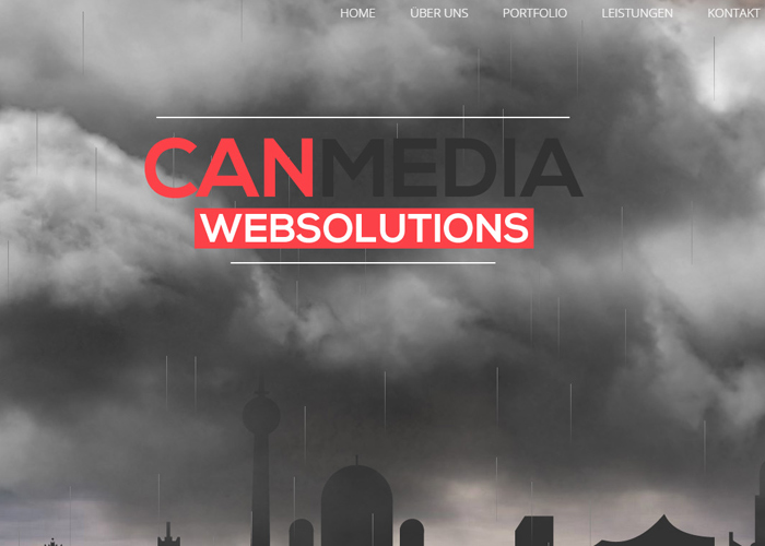 CanMedia.rocks - WebSolutions