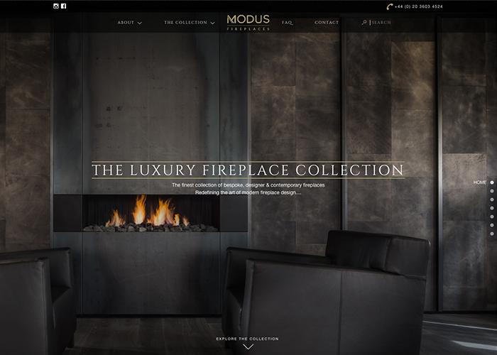 Modus Fireplaces