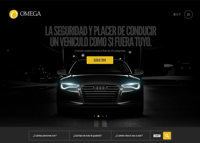 Omega Car Rental