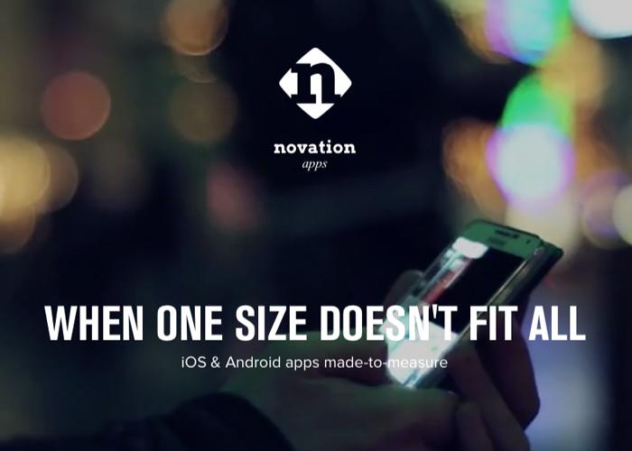 Novation apps