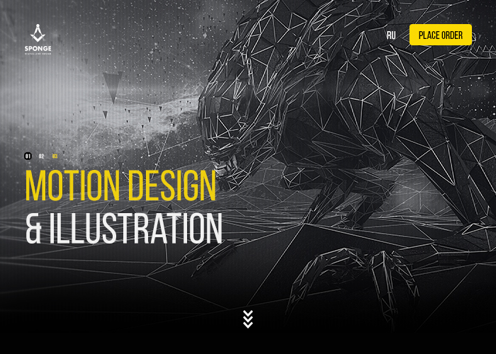 Promo of Sponge Digital & Design for US