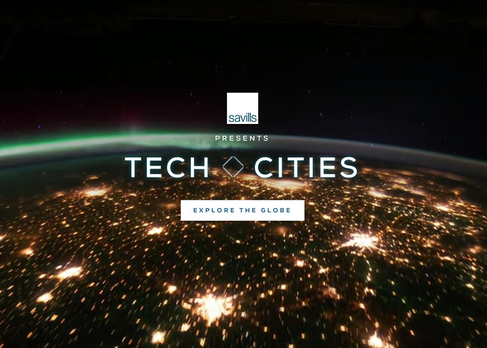 Savills Tech Cities