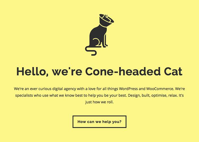Cone-headed Cat