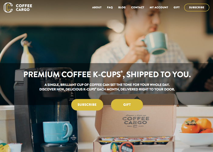 Coffee Cargo