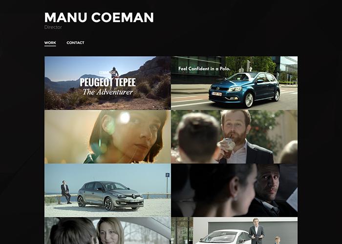 Manu Coeman - Director