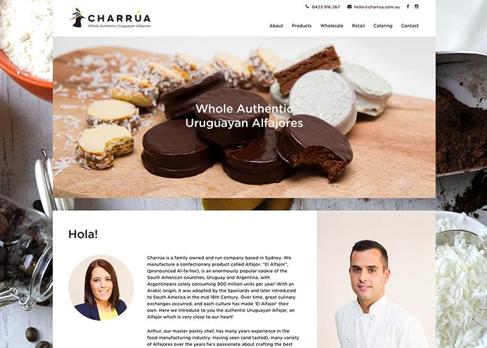 Charrua | Uruguayan Alfajores