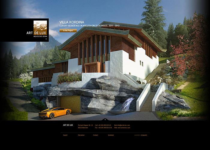 art de lux architecture + design
