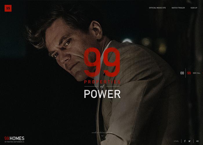 99 Properties of Power