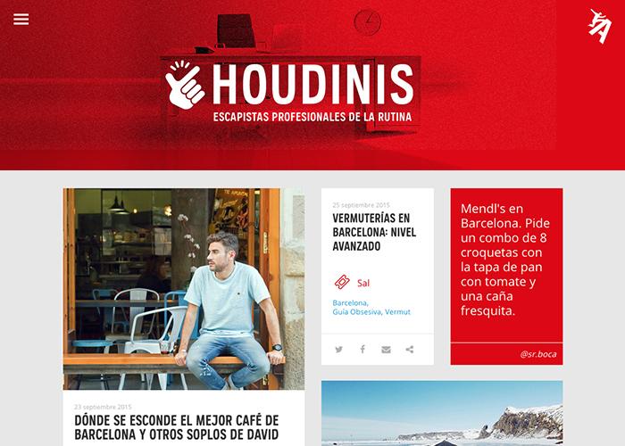 Houdinis