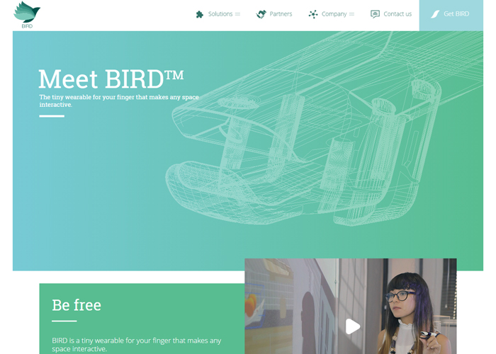 BIRD by MUV Interactive
