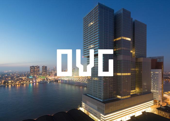 Ovg real estate awwwards nominee for Dutch real estate websites