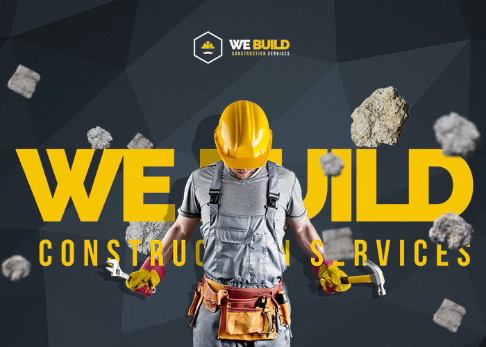 We Build - Construction, Building Premium WordPress Theme