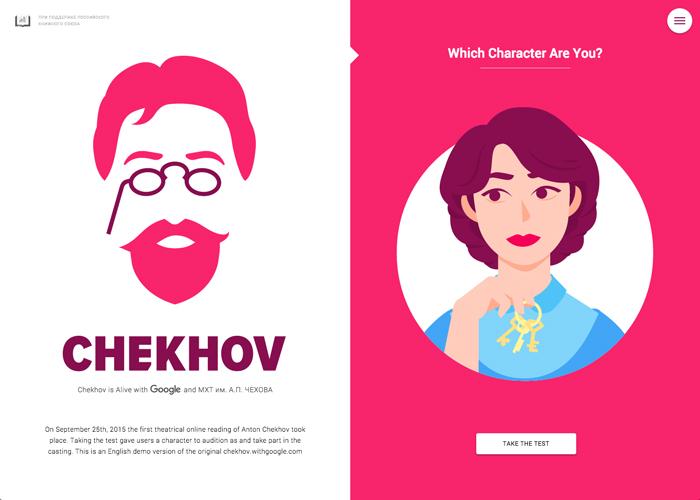 Chekhov Is Alive