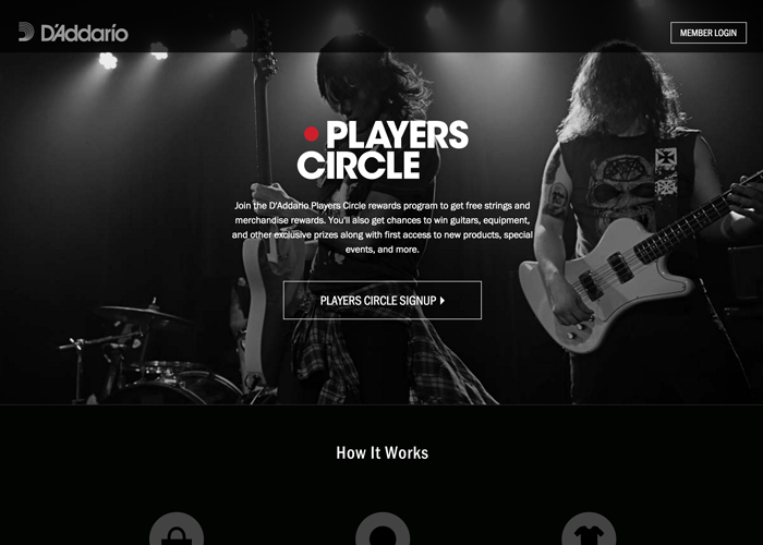 D'Addario's Players Circle