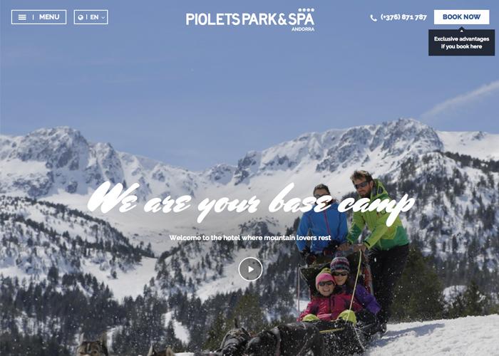 Piolets Park & Spa