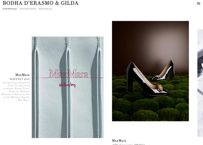 Bodha D'Erasmo e Gilda