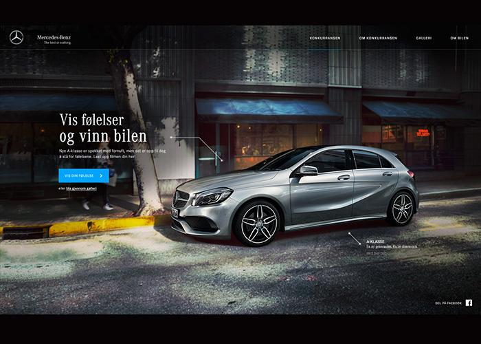 Mercedes - Your feelings