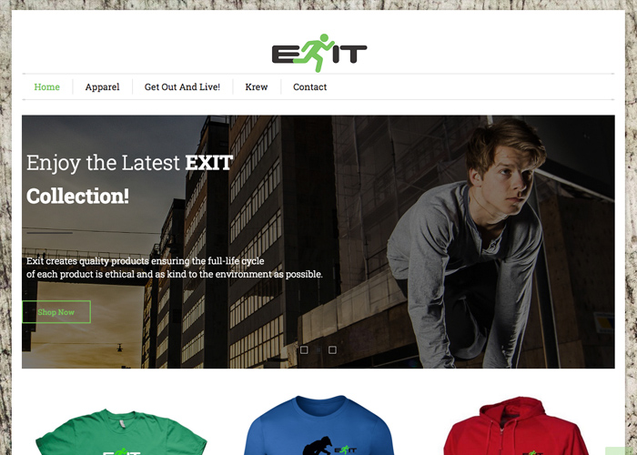 Exit Clothing