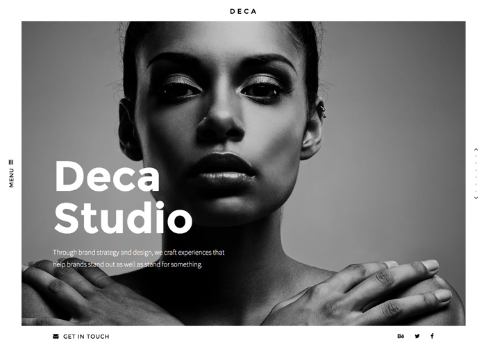 DECA - Creative Multi Concept WP Theme