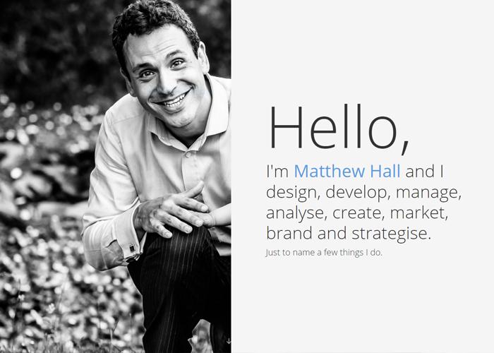 About Matthew Hall