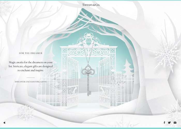 Tiffany & Co. Holiday Gift Guide