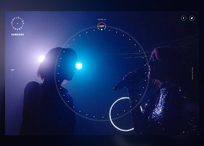 Samsung Circle of Sound