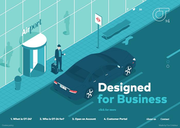 Designed for Business