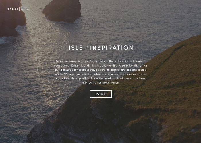 Isle of Inspiration