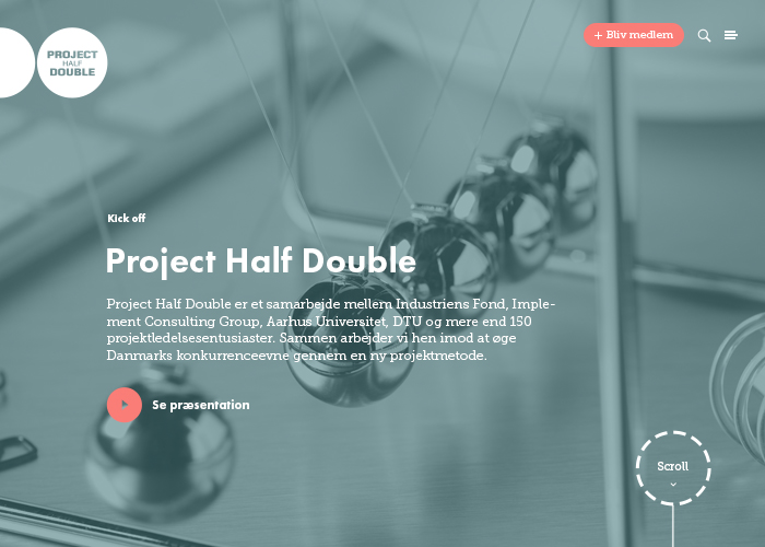Project Half Double