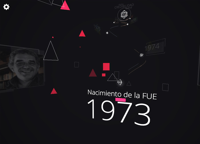 FUE WebVR Experience