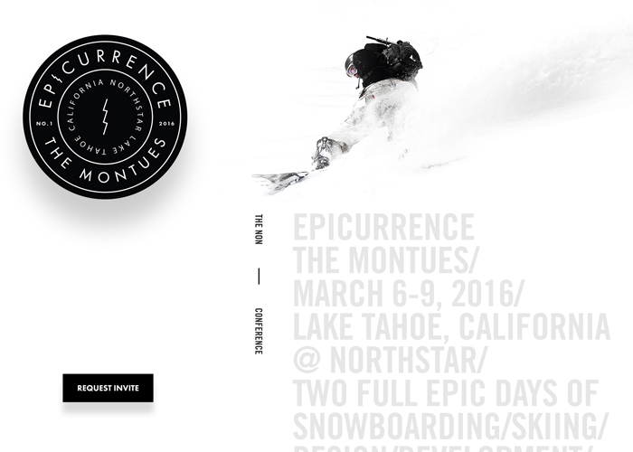 Epicurrence—The Montues
