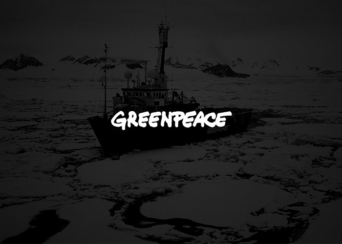 Sailing with Greenpeace