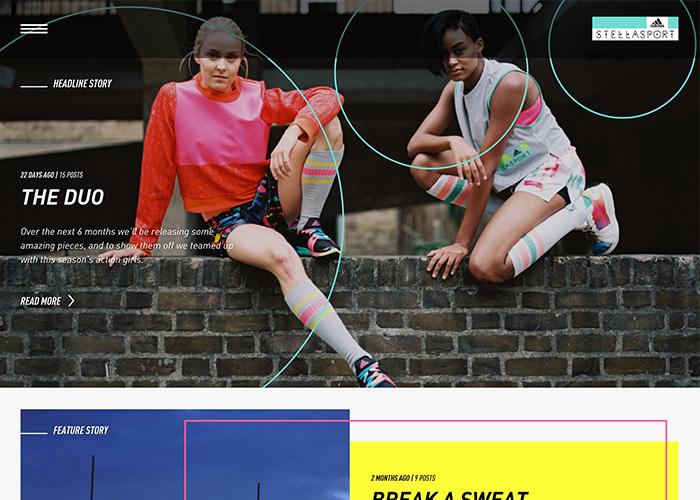 adidas StellaSport Tumblr