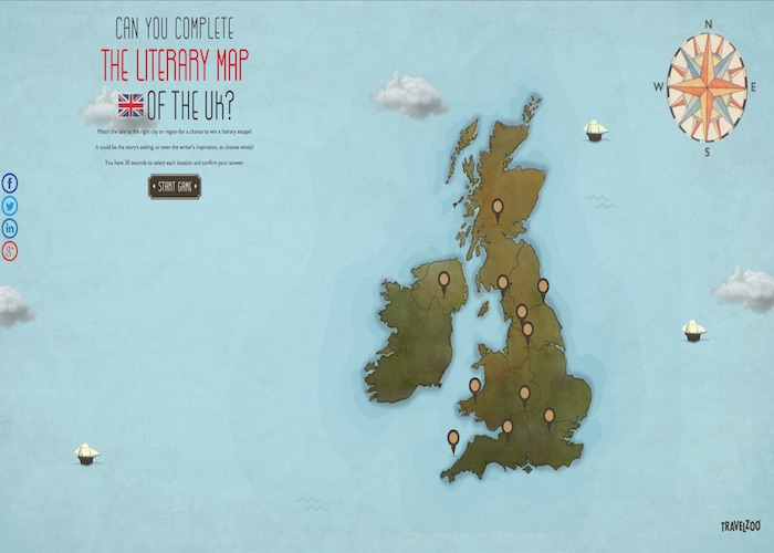 A Guide To Literary Britain