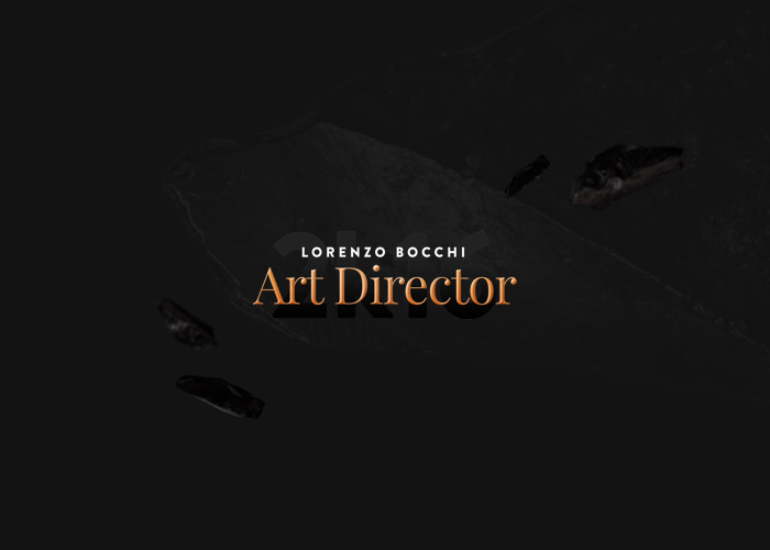 Lorenzo Bocchi // Art Director