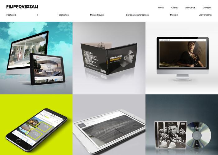 Filippo Vezzali   Digital Creative Agency