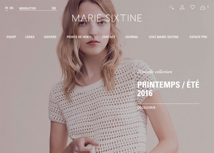 Chez Marie Sixtine : Marie sixtine a ards nominee
