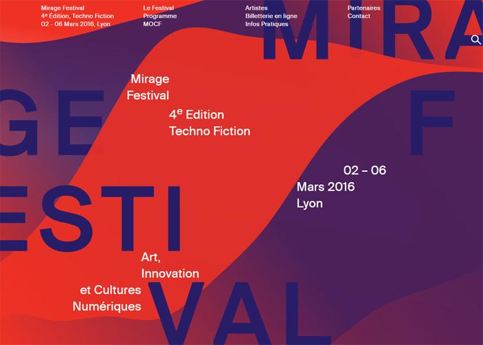 Mirage Festival 4e Édition