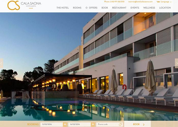 Hotel & Cala Saona Formentera