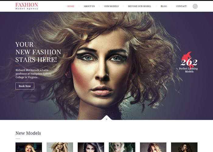Faxhion - Model Agency