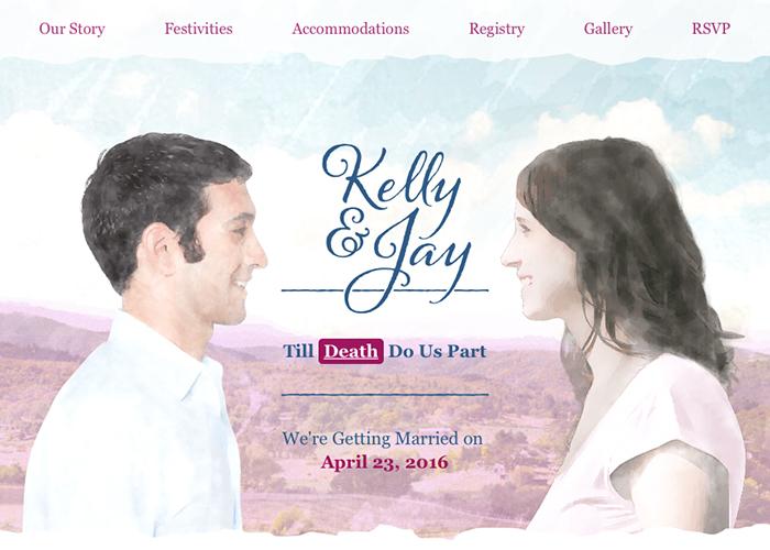 Kelly and Jay's Wedding