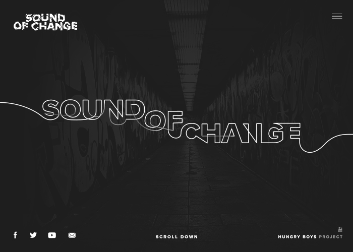 Sound of Change music label