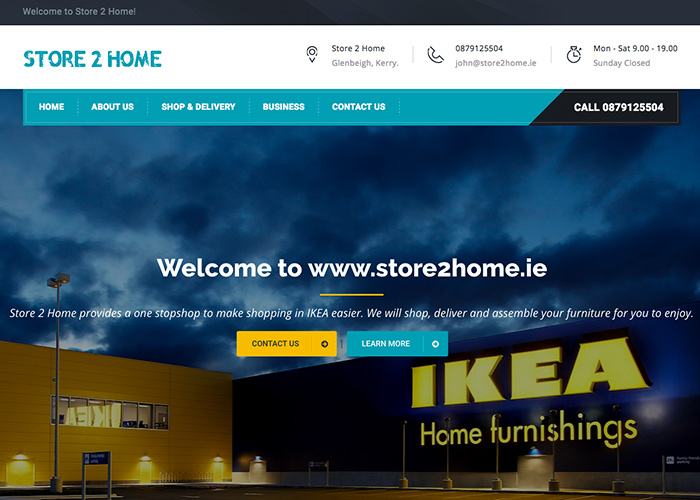 Store 2 Home