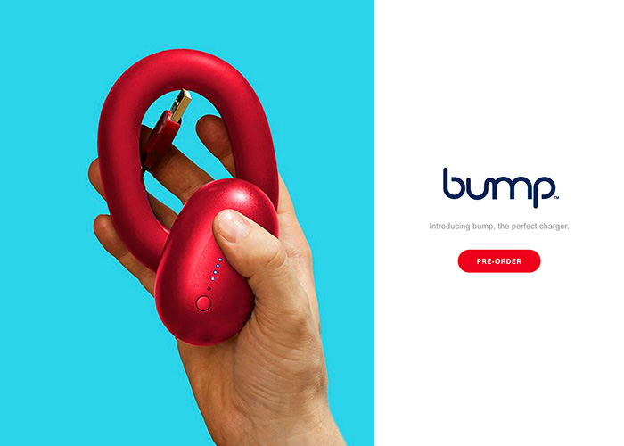 Bump - The Perfect Charger