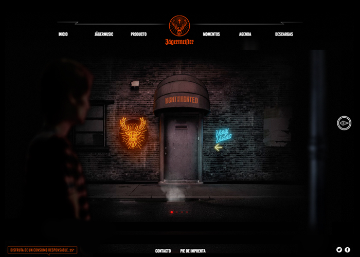 Jägermeister – Hunt Or Be Hunted