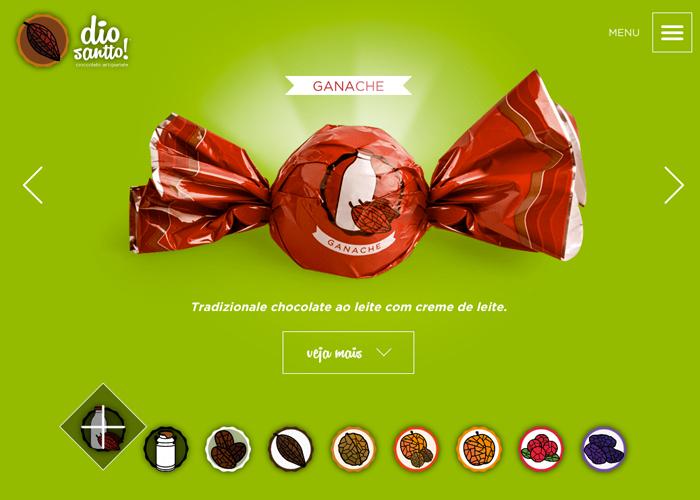 Dio Santto! Handmade Chocolates