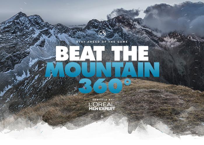 Beat the Mountain 360°