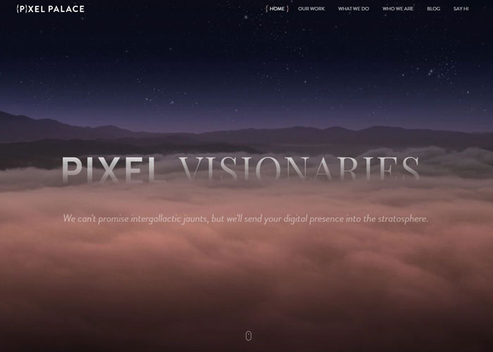 Pixel Palace